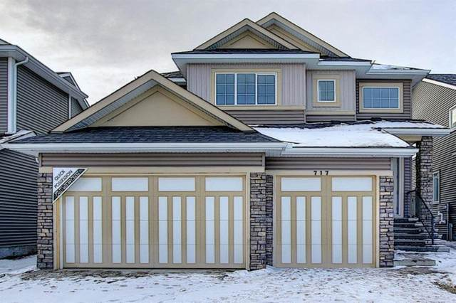 717 Marine Drive, Chestermere, AB T1X 0Y3 (#A1051384) :: Redline Real Estate Group Inc