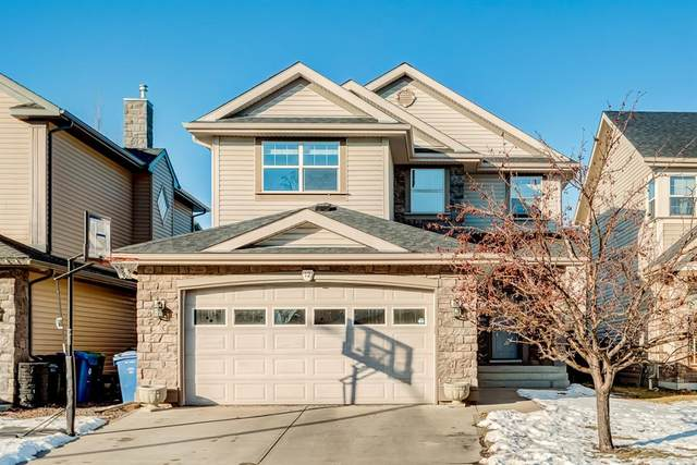 12 Kincora View NW, Calgary, AB T3R 1M2 (#A1051397) :: Redline Real Estate Group Inc