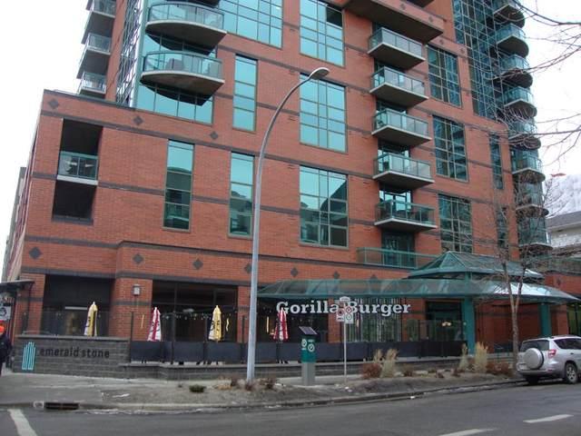 836 15 Avenue SW #1201, Calgary, AB T2R 1S2 (#A1051406) :: The Cliff Stevenson Group