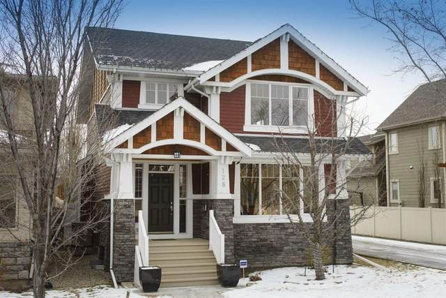 128 Mike Ralph Way SW, Calgary, AB T3E 0H8 (#A1051435) :: Calgary Homefinders
