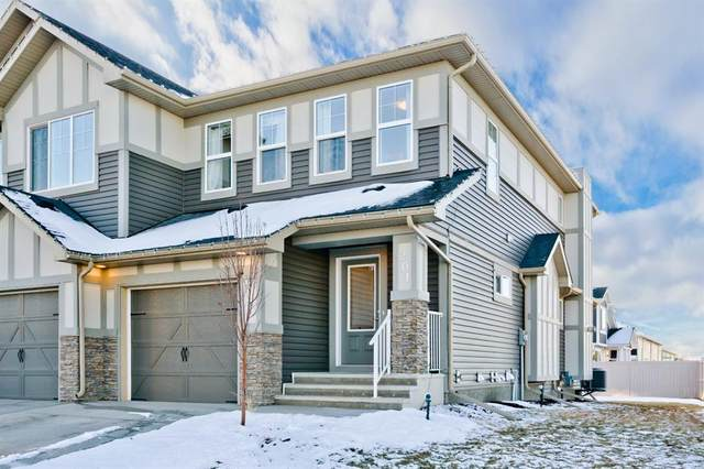 201 Hillcrest Road SW, Airdrie, AB T4B 4J8 (#A1051451) :: Redline Real Estate Group Inc