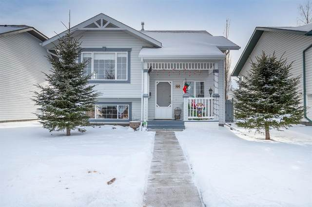 22 Mckinlay Crescent, Lacombe, AB T4L 2L4 (#A1051456) :: Redline Real Estate Group Inc