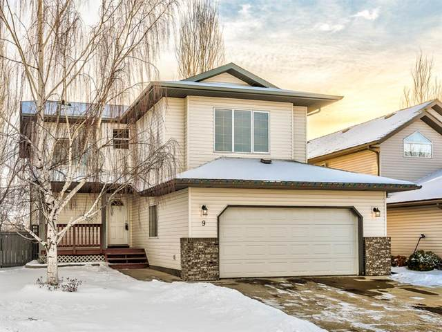 9 Cambria Place, Strathmore, AB T1P 1L9 (#A1051462) :: Redline Real Estate Group Inc