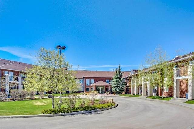550 Prominence Rise SW #205, Calgary, AB T3H 5J1 (#A1051480) :: Calgary Homefinders