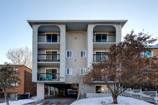 927 19 Avenue SW #9, Calgary, AB T2T 0H8 (#A1051484) :: Redline Real Estate Group Inc