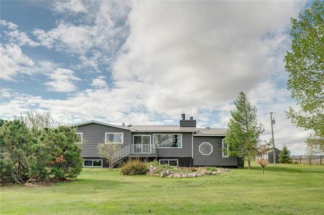272229 Twp Rd 274, Rural Rocky View County, AB T4B 2A4 (#A1051500) :: Redline Real Estate Group Inc