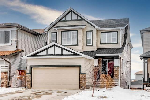 160 Reunion Grove NW, Airdrie, AB T4B 0Z3 (#A1051501) :: Redline Real Estate Group Inc