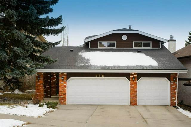 168 Strathcona Road SW, Calgary, AB T3H 1P3 (#A1051512) :: Calgary Homefinders
