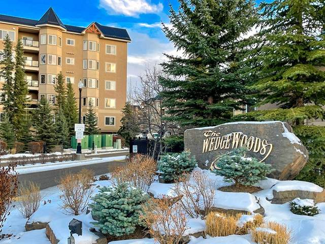 10 Discovery Ridge Close SW #111, Calgary, AB T3H 5X3 (#A1051537) :: Canmore & Banff