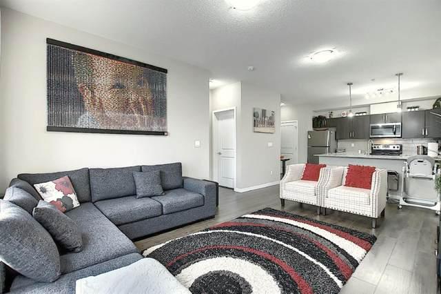 200 Cranfield Common SE #218, Calgary, AB T3M 1S2 (#A1051554) :: Redline Real Estate Group Inc