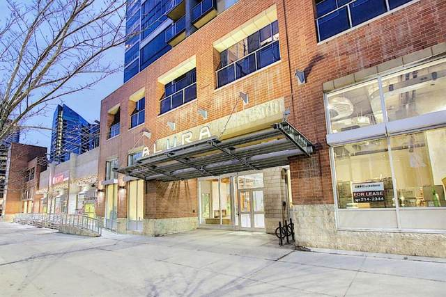1320 1 Street SE #1202, Calgary, AB T2G 0G8 (#A1051561) :: Redline Real Estate Group Inc