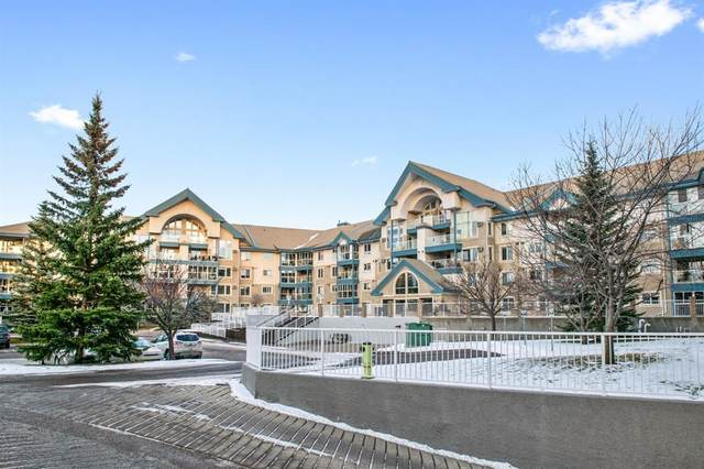 7239 Sierra Morena Boulevard SW #314, Calgary, AB T3L 3L7 (#A1051645) :: Western Elite Real Estate Group