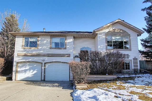 14 Castle Place N, Cochrane, AB T4C 1G4 (#A1051653) :: Redline Real Estate Group Inc