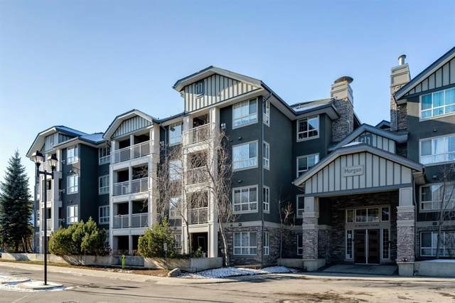 35 Richard Court SW #323, Calgary, AB T3E 7N9 (#A1051662) :: Canmore & Banff