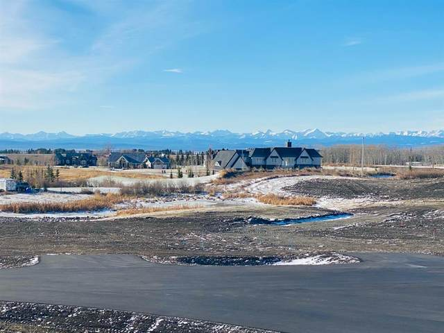 117 Willow Creek Heights, Rural Rocky View County, AB T3R 0K3 (#A1051720) :: Redline Real Estate Group Inc