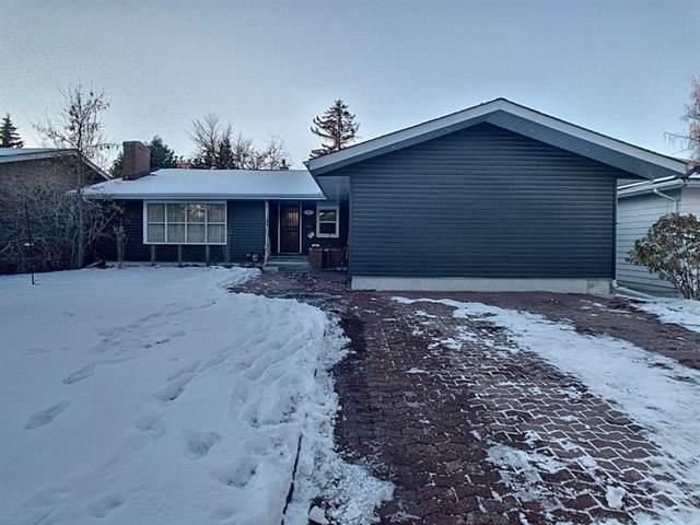 2927 Park Lane SW, Calgary, AB T2S 2L6 (#A1051734) :: Calgary Homefinders