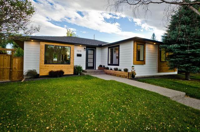 100 Hillary Crescent SW, Calgary, AB T2V 3J2 (#A1051768) :: Calgary Homefinders