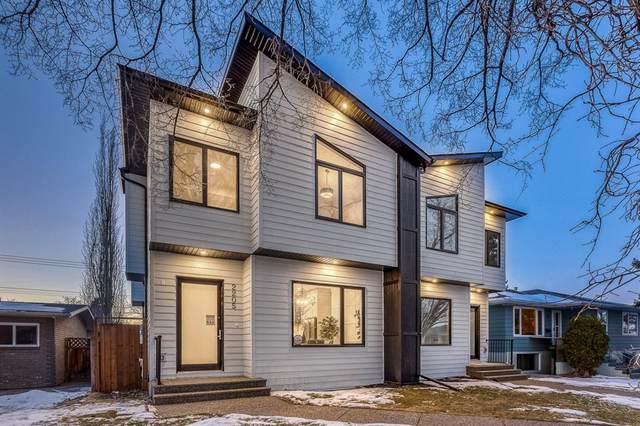 2205 7 Street NE, Calgary, AB T2E 4C7 (#A1051772) :: Calgary Homefinders