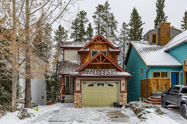 854 Lawrence Grassi Ridge, Canmore, AB T1W 2Y6 (#A1051780) :: Canmore & Banff