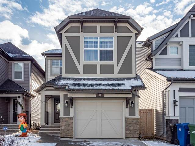31 Chaparral Valley Common SE, Calgary, AB T2X 0Y2 (#A1051796) :: Calgary Homefinders