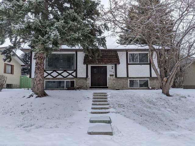 7616 Hunterfield Road NW, Calgary, AB T2K 4L1 (#A1051798) :: Calgary Homefinders