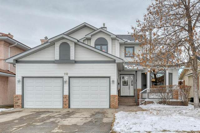 112 Hampshire Close NW, Calgary, AB T3A 4X9 (#A1051810) :: Canmore & Banff