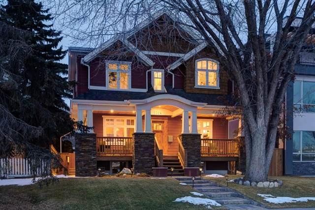 2324 Broadview Road NW, Calgary, AB T2N 3J4 (#A1051824) :: Calgary Homefinders