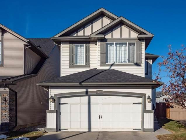 32 New Brighton Link SE, Calgary, AB T2Z 4W6 (#A1051842) :: Redline Real Estate Group Inc