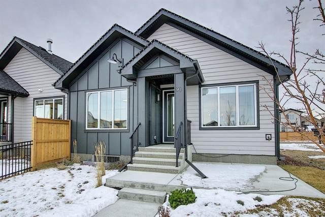 95 Walgrove Park SE, Calgary, AB T2X 4N9 (#A1051859) :: Redline Real Estate Group Inc