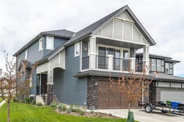 87 Tuscany Ridge Manor NW, Calgary, AB T3L 0E4 (#A1051882) :: Redline Real Estate Group Inc