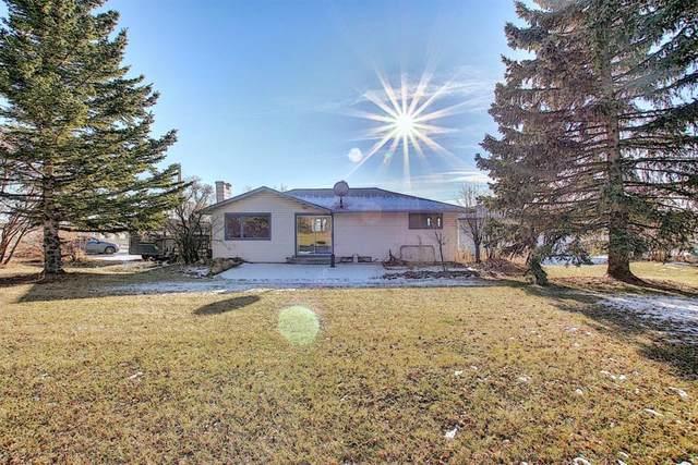 178015 112 Street W, Rural Foothills County, AB T1S 0V8 (#A1051883) :: Redline Real Estate Group Inc