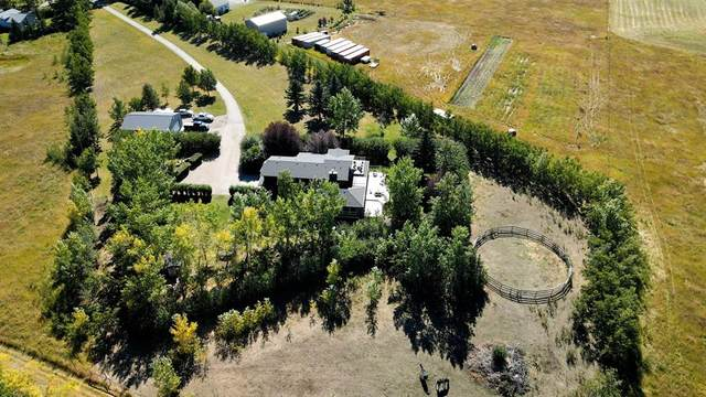 11 Butte Valley Bay, Rural Rocky View County, AB T4A 0N2 (#A1051884) :: Redline Real Estate Group Inc