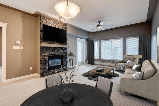 30 Discovery Ridge Close SW #513, Calgary, AB T3H 5X5 (#A1051897) :: Canmore & Banff