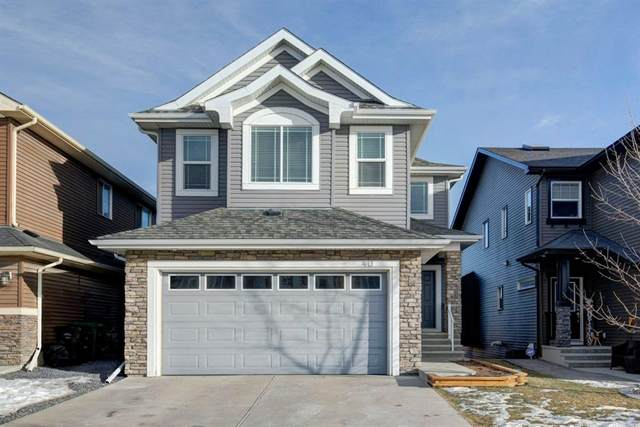 40 Sage Valley Road NW, Calgary, AB T3R 0J4 (#A1051902) :: Canmore & Banff