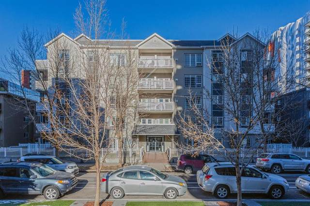 820 15 Avenue SW #302, Calgary, AB  (#A1051965) :: Western Elite Real Estate Group