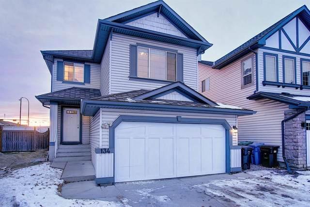 134 New Brighton Circle SE, Calgary, AB T2Z 4B4 (#A1052019) :: Redline Real Estate Group Inc