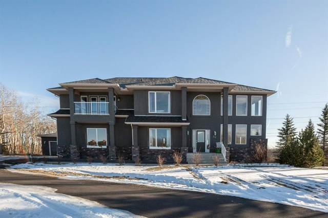 20 Cody Range Way, Rural Rocky View County, AB T3R 1A9 (#A1052028) :: Redline Real Estate Group Inc