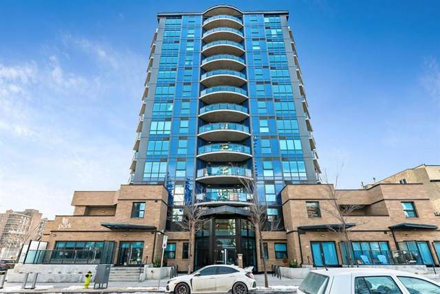 303 13 Avenue SW #1501, Calgary, AB T2R 0K3 (#A1052039) :: Redline Real Estate Group Inc