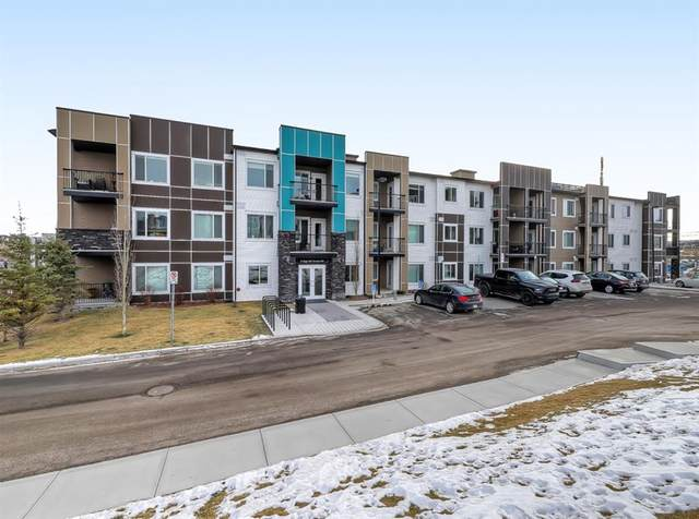8 Sage Hill Terrace NW #113, Calgary, AB T3R 0W5 (#A1052060) :: Redline Real Estate Group Inc