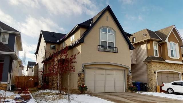 25 Cranford Garden SE, Calgary, AB T3M 0W4 (#A1052071) :: Redline Real Estate Group Inc