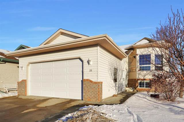 21 Kendrew Drive, Red Deer, AB T4P 3V2 (#A1052074) :: Redline Real Estate Group Inc