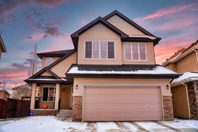 171 Tuscany Estates Close NW, Calgary, AB T3L 0B5 (#A1052082) :: Redline Real Estate Group Inc