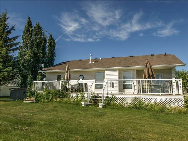 500 Sunnyside Place #506, Rural Ponoka County, AB T0C 2J0 (#A1052091) :: Canmore & Banff