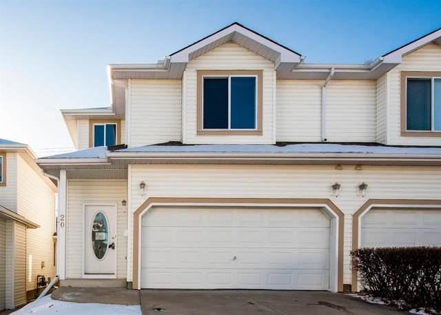 35 Patterson Hill SW #20, Calgary, AB T3H 3L1 (#A1052100) :: The Cliff Stevenson Group