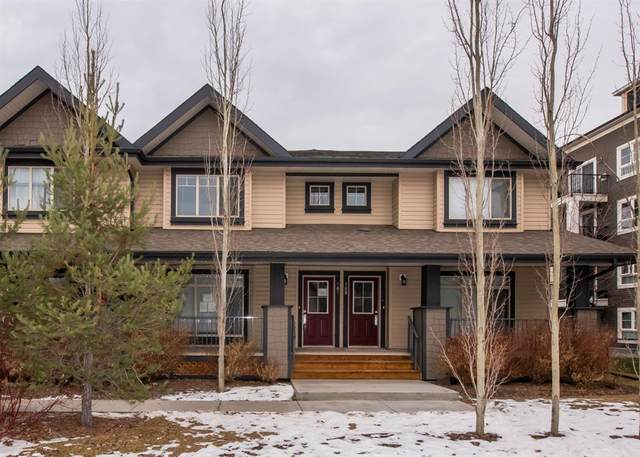 121 Copperpond Common SE #707, Calgary, AB T2Z 5B6 (#A1052106) :: The Cliff Stevenson Group