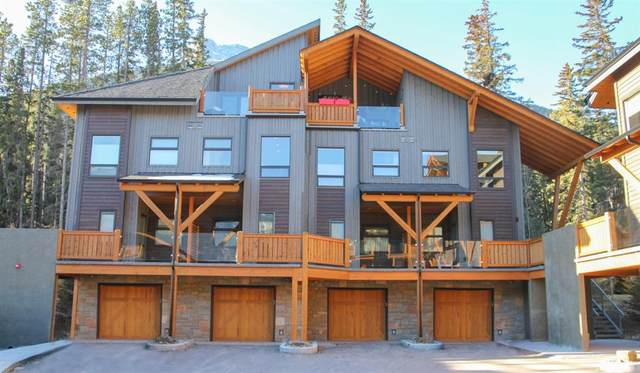 3000H Stewart Creek Drive #502, Canmore, AB T1W 0G5 (#A1052109) :: Canmore & Banff