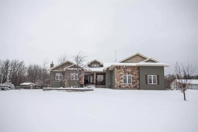 #30, 705033 Range Road 65, Rural Grande Prairie No. 1, County of, AB T8W 5C6 (#A1052186) :: Team Shillington | eXp Realty
