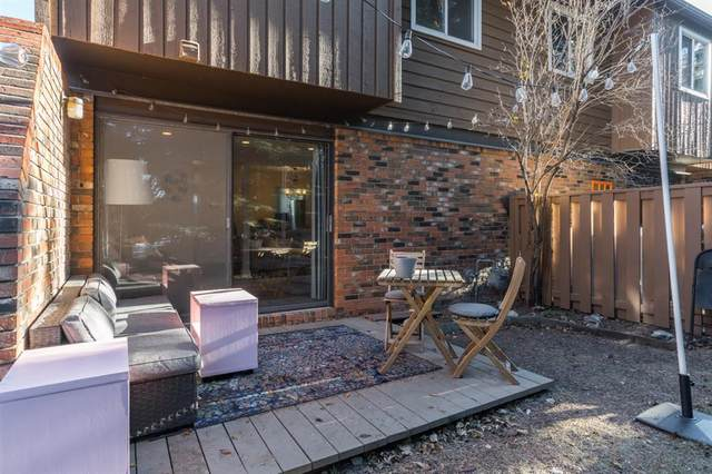 287 Southampton Drive SW #49, Calgary, AB T2W 2N5 (#A1052259) :: Redline Real Estate Group Inc