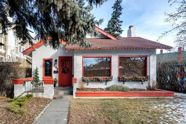106 Scarboro Avenue SW, Calgary, AB T3H 2H1 (#A1052268) :: The Cliff Stevenson Group