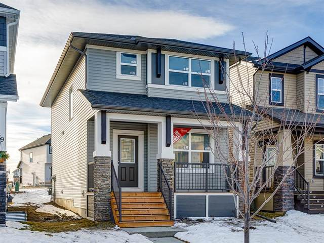 85 Hillcrest Avenue SW, Airdrie, AB T4B 4J9 (#A1052285) :: Redline Real Estate Group Inc